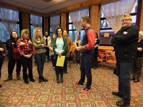 Teamentwicklungsabend Pflege Januar 2015