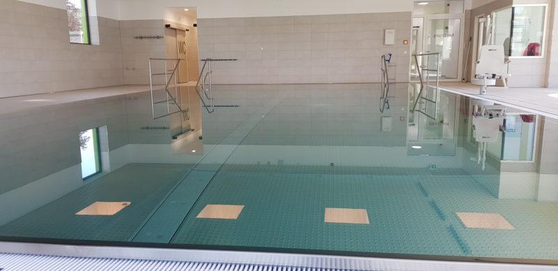 Vorstellung neues Therapiebad der Kliniken Bad Neuenahr GmbH & Co. KG