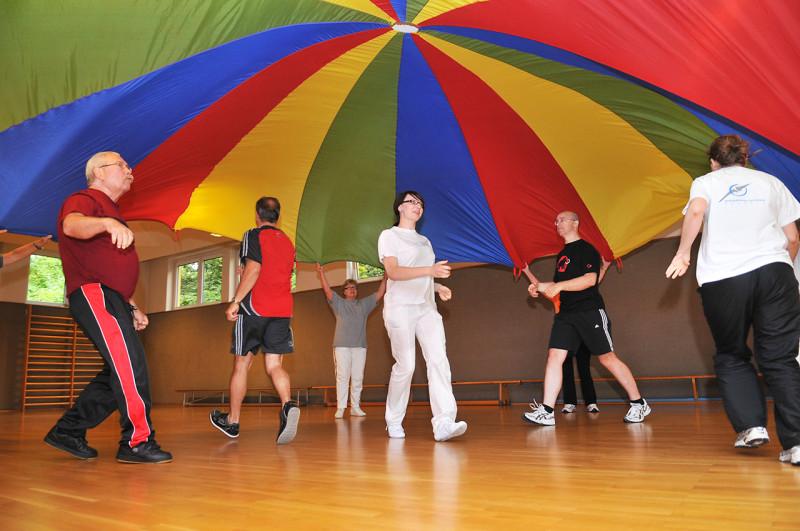 Kliniken Bad Neuenahr Gymnastikhalle Bewegungstherapie1