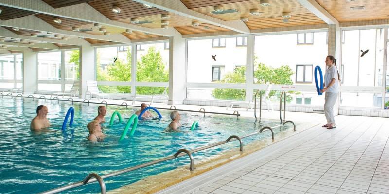 Großes Bewegungsbad Kliniken Bad Neuenahr