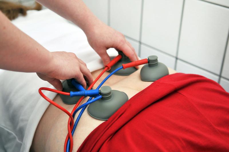 Klinken Bad Neuenahr Elektrotherapie